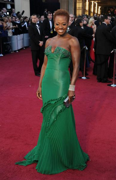 «Оскар»-2012: Красная дорожка. Изображение № 20.