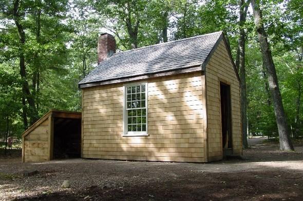 Thoreau's Cabin. Изображение № 5.