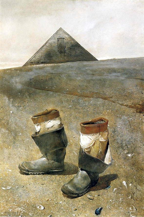Andrew Newell Wyeth. Изображение № 29.