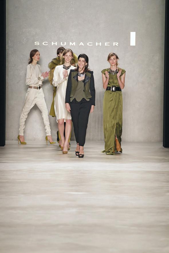Berlin Fashion Week A/W 2012: Schumacher. Изображение № 54.