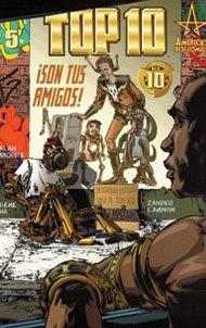 5 лучших детективных комиксов. Изображение № 9.