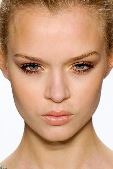 Изображение 17. Beauty looks на неделе моды в Нью-Йорке.. Изображение № 17.