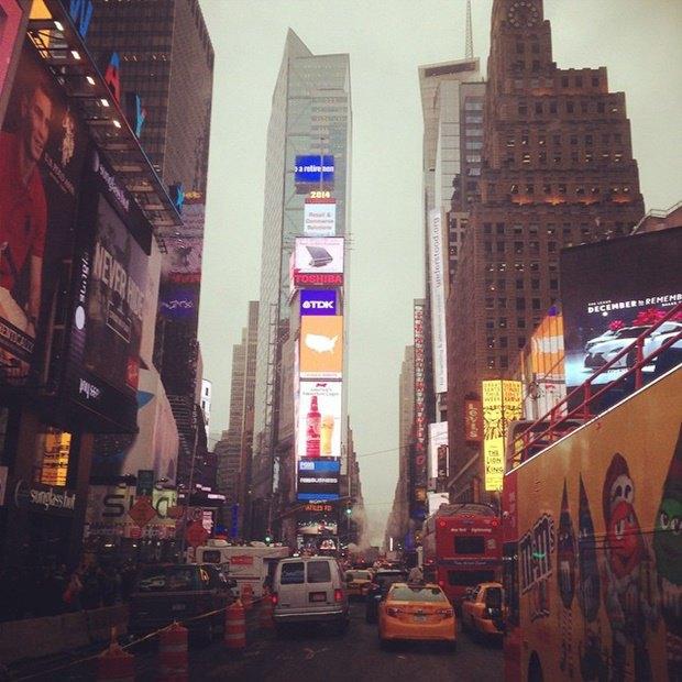 3. Таймс-сквер, Нью-Йорк, США. Изображение № 3.