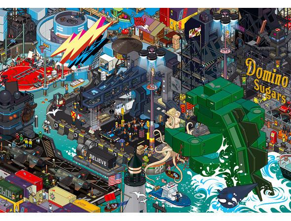 Изображение 6. 12 медиа-дизайнеров фестиваля OFFF.. Изображение № 30.