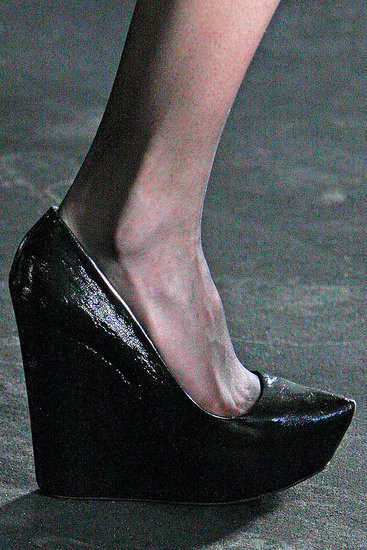 Изображение 7. Неделя моды в Нью-Йорке: обувь.. Изображение № 7.