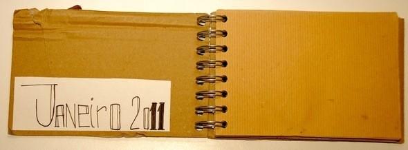 Изображение 2. Блокнот португальского дизайнера Gustavo Costa.. Изображение № 2.