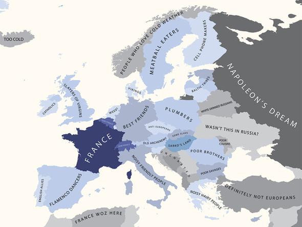 Европа в стереотипах. Изображение № 9.
