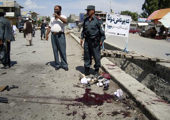Афганистан. Военная фотография. Изображение № 56.