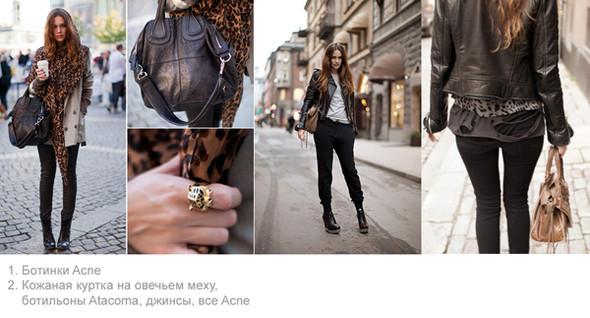 Почему fashion-блоггеры любят Acne?. Изображение № 16.