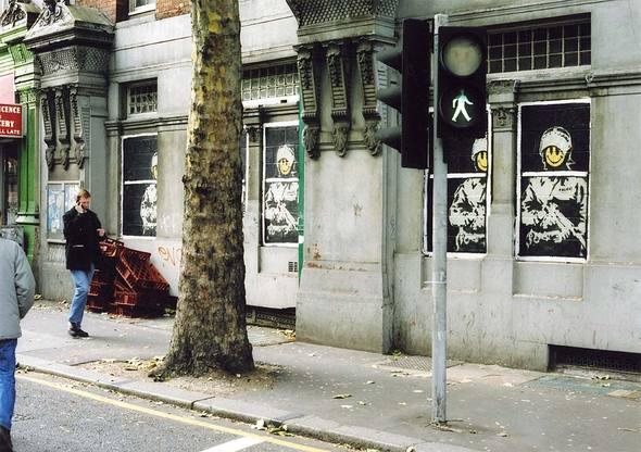 Изображение 42. Banksy (уличная мышь – герой).. Изображение № 42.