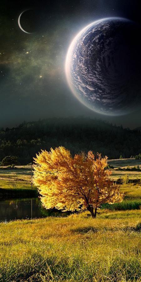 Изображение 3. Красота неба и земли Натана Споттса (Nathan Spotts).. Изображение № 3.