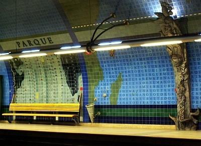 Лиссабон. Метро. Изображение № 27.