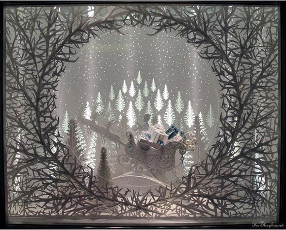 За стеклом: 7 необычных витрин. Изображение № 18.