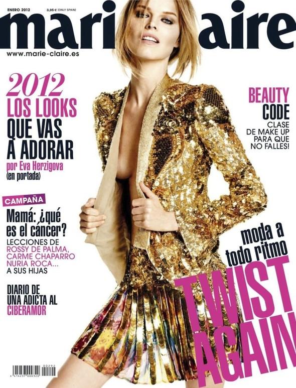 Обложки: Harper's Bazaar, Marie Claire и S. Изображение № 2.