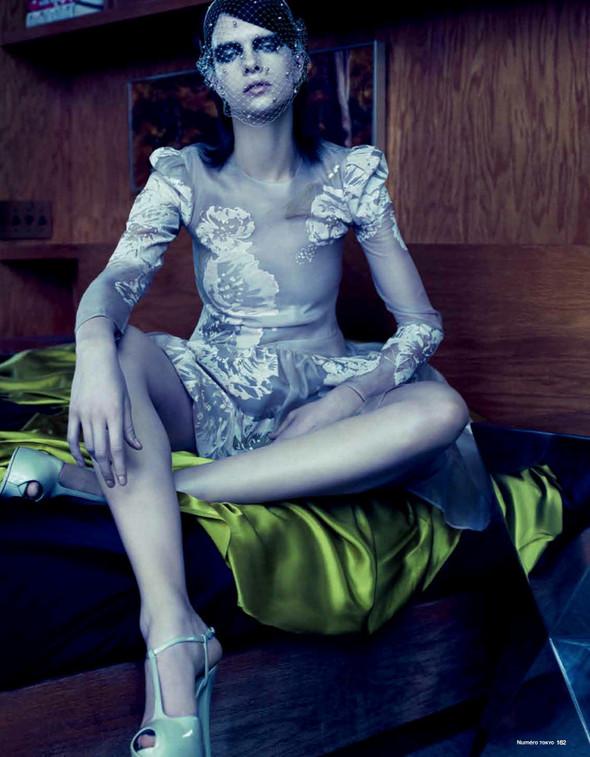 Съемки: Vogue, Numero, Tush и другие. Изображение №64.