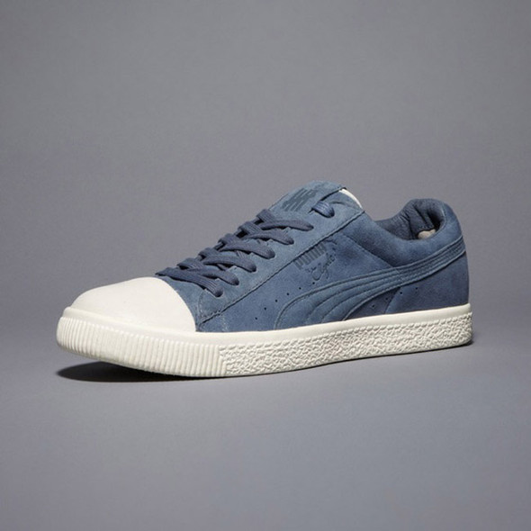 UNFTD x Puma Clyde Coverblock. Изображение № 8.