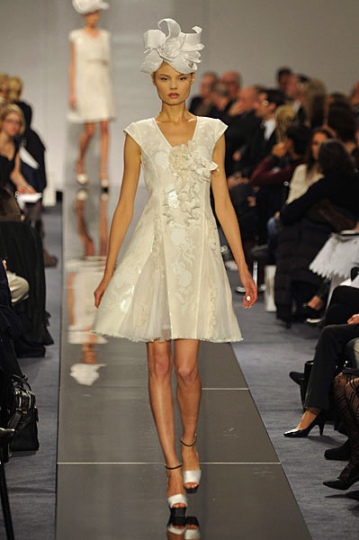 Chanel Spring 2009 Haute Couture. Изображение № 21.