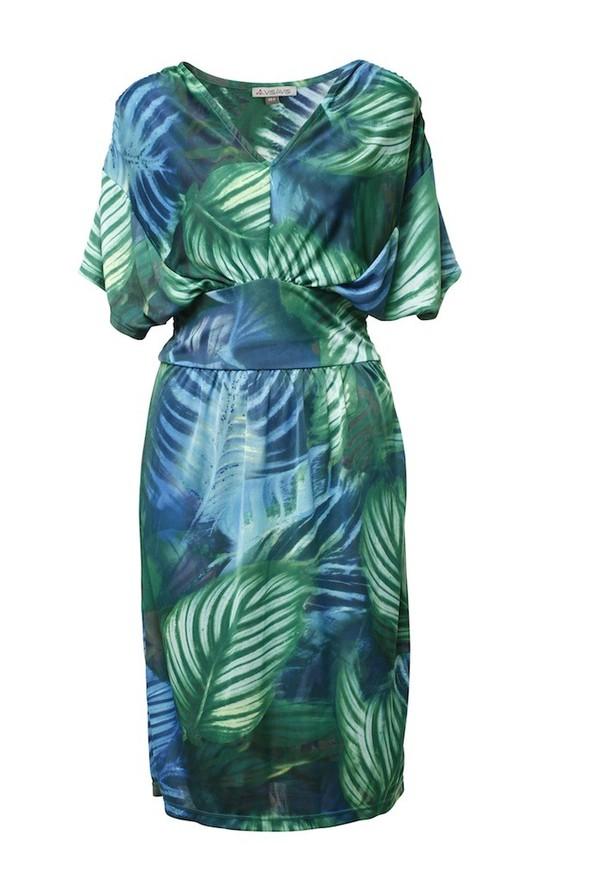 коллекция летних платьев VIS-A-VIS. Изображение № 6.