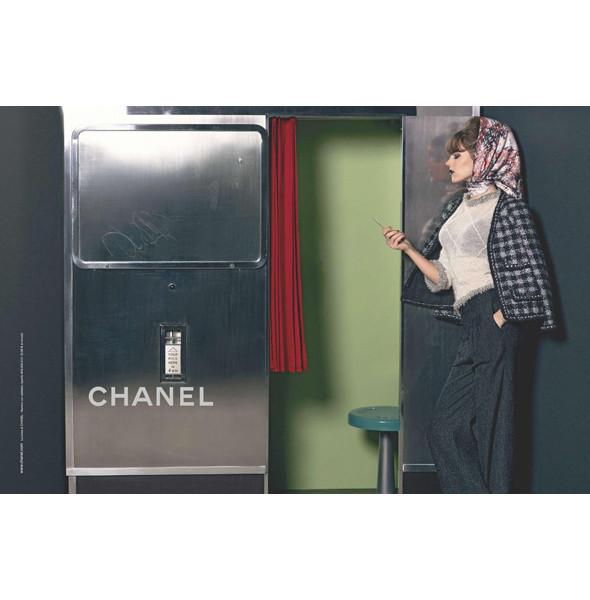 Превью кампании: Chanel FW 2011. Изображение № 8.