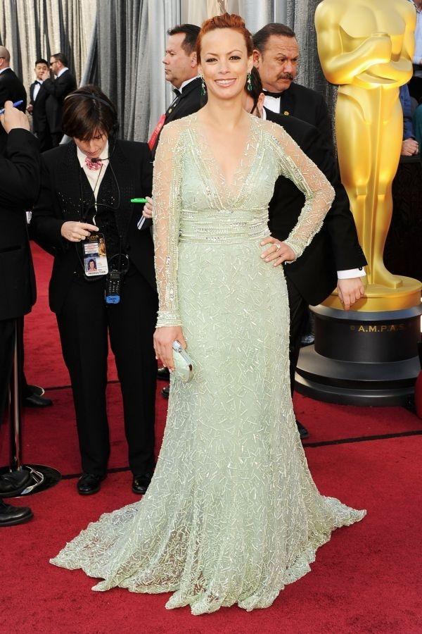 """Красная ковровая дорожка """"Оскар 2012"""". Изображение № 2."""