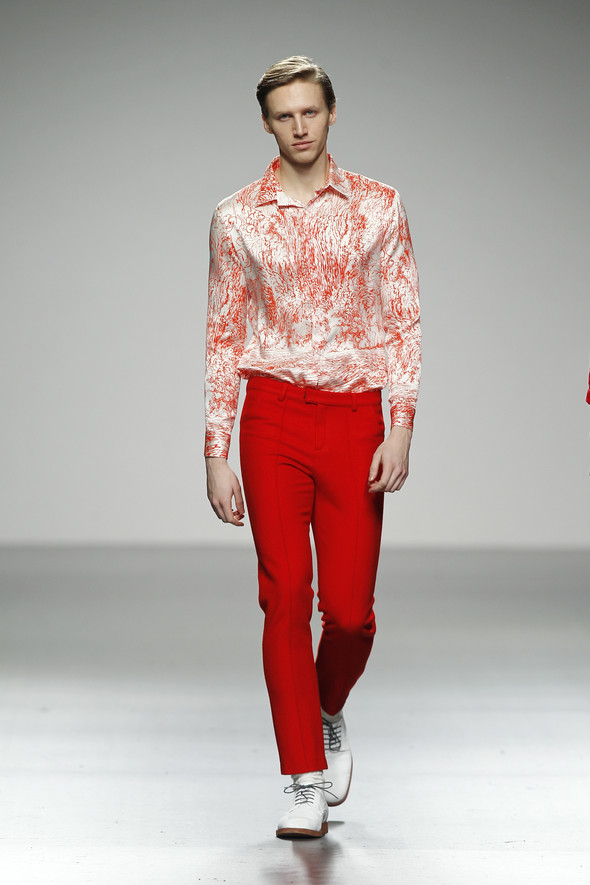 Madrid Fashion Week A/W 2012: River William. Изображение № 18.