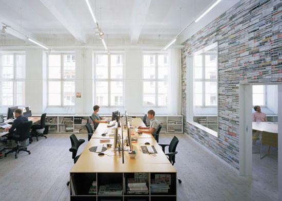 Офис Oktavilla. Изображение № 1.