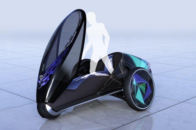 Toyota представила концепт-кар, «читающий» настроение водителя. Изображение № 4.