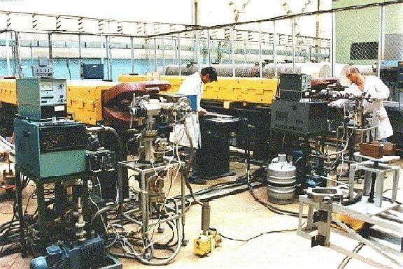 Заброшенный советский большой адронный коллайдер. Изображение № 29.