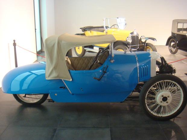 Испанский музей ретро-автомобилей. Изображение № 8.
