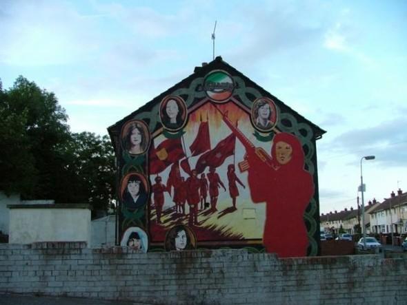 Граффити Ольстера. Изображение № 31.