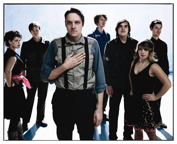 Джеймс Мёрфи записывает альбом с Arcade Fire. Изображение № 1.