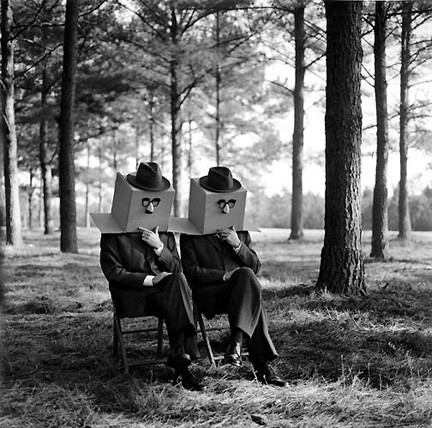 Сюрреализм в фотографии. Изображение № 34.