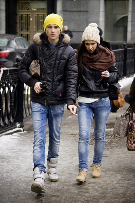 Изображение 5. Moscow street look.. Изображение № 5.