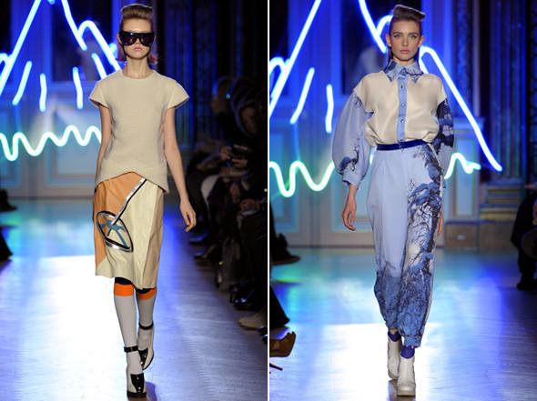 Показы Paris Fashion Week FW 2012: День 5. Изображение № 7.