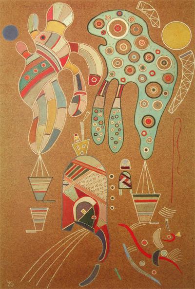 Коллекция работ В.В. Кандинского. Изображение № 75.