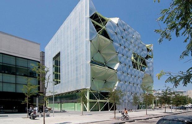 7 параметрических зданий, о которых нужно знать. Изображение №3.