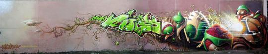 Интервью с граффити райтером Stan One. Изображение № 6.