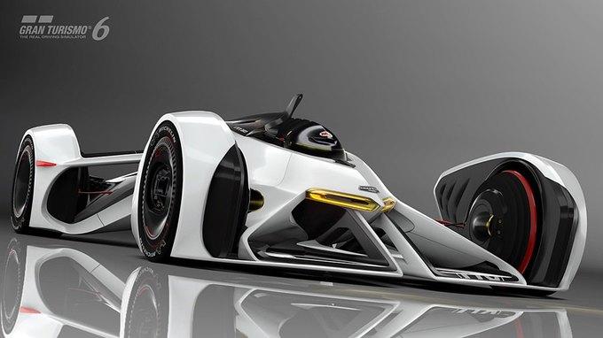 Chevrolet создала суперкар для Gran Turismo. Изображение № 17.