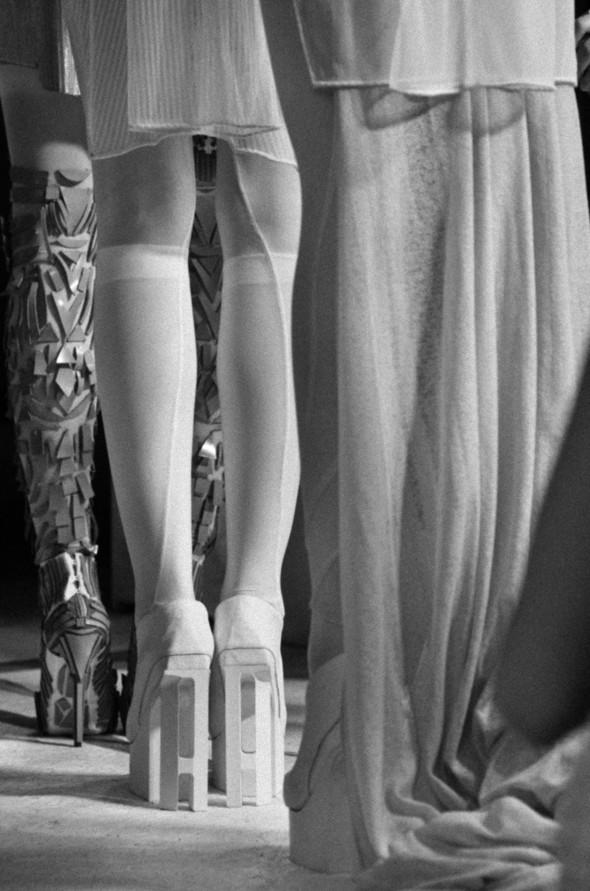 Фестиваль Hyeres: Дневник с бэкстейджа самого смелого конкурса в фэшн-дизайне. Изображение № 21.