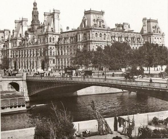 Фотографии старого Парижа. Изображение № 3.