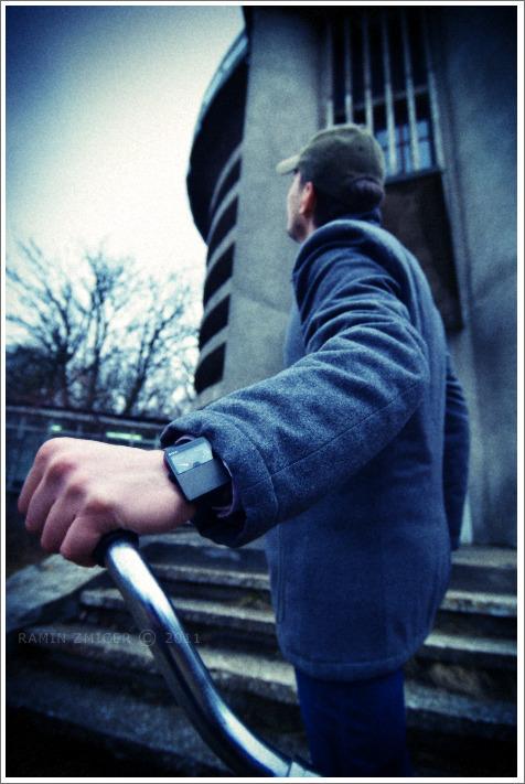 Void Watches дизайнер David Ericsson. Изображение № 4.