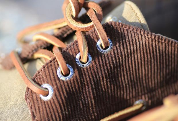 Ботинки Chukka от Sperry Top-Sider. Изображение № 3.