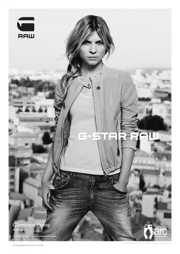 Рекламная кампания: G-Star RAW SS'12. Изображение № 4.