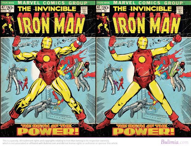 Супергероев показали сформами среднего американца. Изображение № 5.