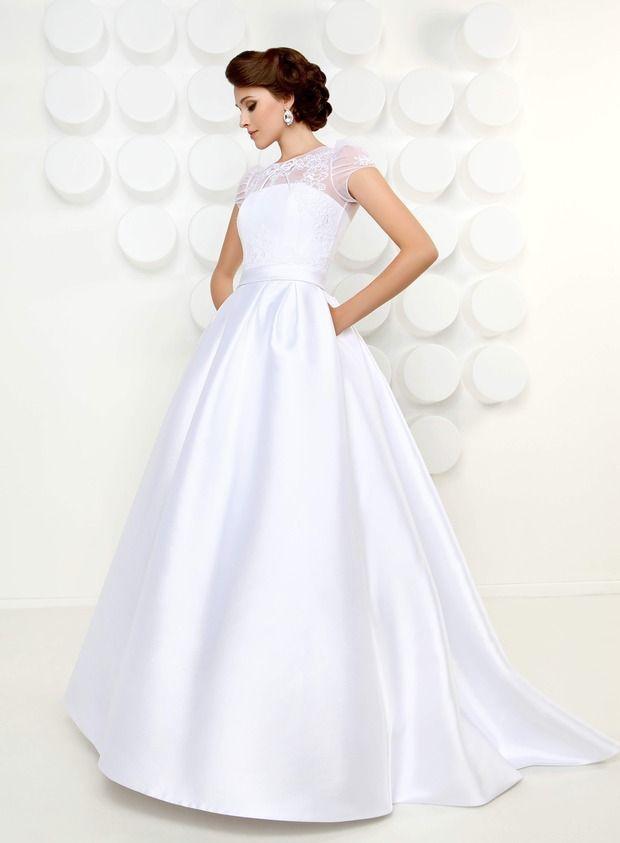 Свадебная Коллекция  от дизайнера Татьяна Каплун-Kookla 2013 ( Simple White ). Изображение №26.