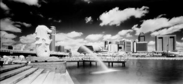 Невидимый мир на грани тепла и света. Выставка Арсена Ревазова. Изображение № 13.