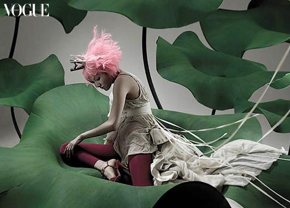Korea Vogue, March 2006. Изображение № 5.