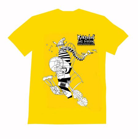 Изображение 34. Кастинг принтов для футболок SEKTA: Koktebel Jazz Fest.. Изображение № 34.