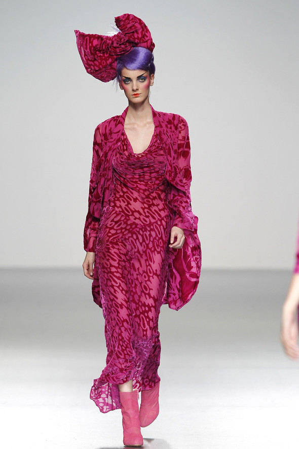 Madrid Fashion Week A/W 2012: Elisa Palomino. Изображение № 2.