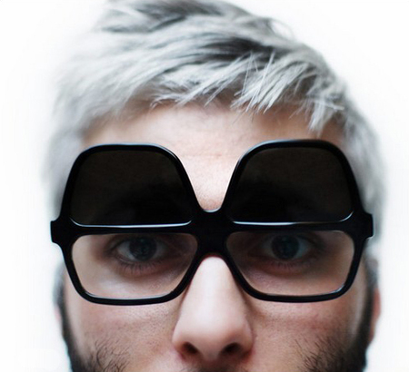 Двусторонние очки «4OCCHI». Изображение № 3.